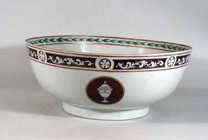 EARLE D VANDEKAR OF KNIGHTSBRIDGE - bowl - Frühstücksschale