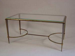 PELAZZO LEXCELLENT ANTIQUITES - ramsey coffee table - Rechteckiger Couchtisch