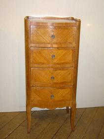 Courcelles Antiquités - petit chiffonnier - Chiffonier (kommode)