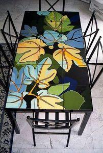 Emmanuelle Parent -  - Tischplatte