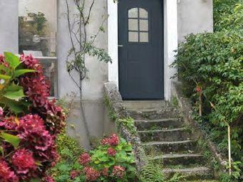 Janneau Menuiseries -  - Verglaste Eingangstür