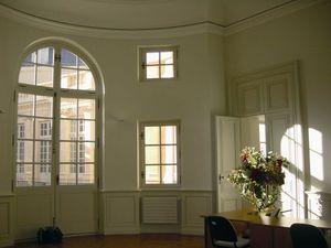 Fenstertür, drei- oder vierflügelig