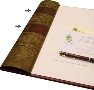 The Original Book Works -  - Schreibtischunterlage In Buchform