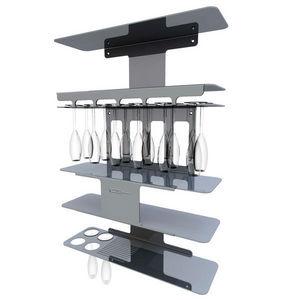 TRANSPROFIL - rack n' bar - Gläserregal
