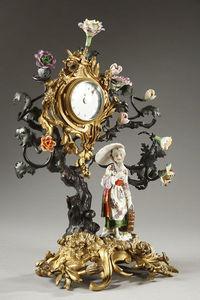 Galerie Atena -  - Tischuhr