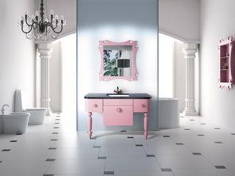 Miliboo - vicky - Waschtisch Möbel