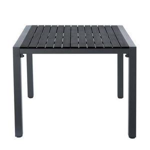 MAISONS DU MONDE - table à diner carrée stromboli - Quadratischer Esstisch