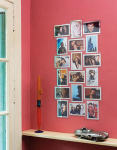 SLIMPY CADRES SANS CLOU NI VIS - slimpy puzzle carré miroir - Mehrbilderrahmen