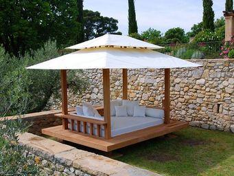Honeymoon - savana - Gartenlaube
