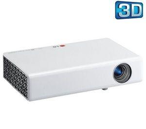 LG Electronics - vidoprojecteur pb60g - Video Light Projector