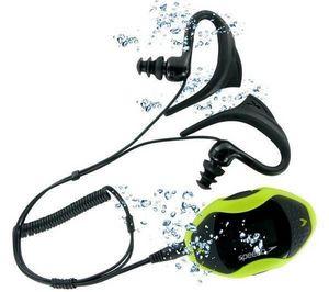 SPEEDO - lecteur mp3 aquabeat 2.0 4 go - jaune - Mp3