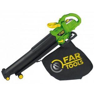FARTOOLS - souffleur aspirateur broyeur 2600 watts fartools - Laubsauger Häcksler Gebläse
