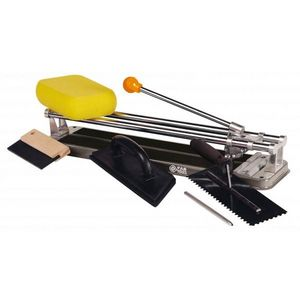 FARTOOLS - coupe carrelage manuel 400 mm avec accessoires fa - Fliesenschneider