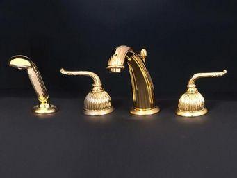 Cristal Et Bronze - saint-honoré - Mischbatterie Dusche Bad