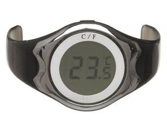 La Chaise Longue - thermomètre à vin électronique - Weinthermometer