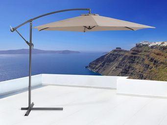 BELIANI - mocca - Sonnenschirm