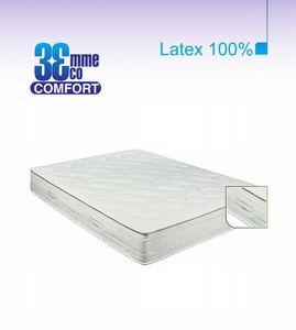 ECO CONFORT - matelas eco-confort 100% latex 7 zones 160 * 200 - Latexmatratze