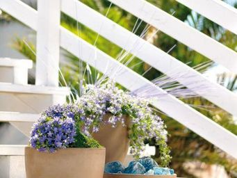DEROMA France - moka garden - Garten Blumentopf