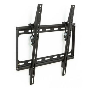 WHITE LABEL - support mural tv inclinable max 55 - Tv Halter