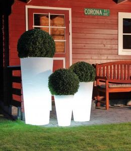 8 Seasons Design -  - Leuchtblumentopf