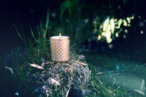 EBOUGIE -  - Kerze