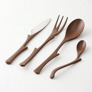 KEN OKUYAMA DESIGN - cutlery eda - Besteck
