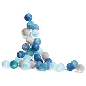 LA CASE DE COUSIN PAUL - cap reinga - coffret guirlande lumineuse bleu 2,9m - Lichterkette