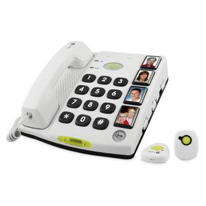 Schnurgebundenes Telefon