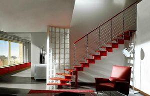 Eba -  - Viertelgewendelte Treppe