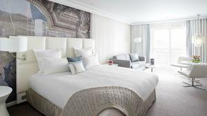Agence Nuel / Ocre Bleu - cures marines - Ideen: Hotelzimmer