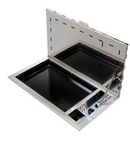 ENO - plancha encastrable gaz - Grill Plate