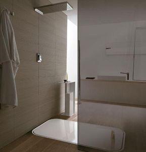 KOS - geo tray - Eingebautes Duschbecken