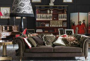 Moissonnier -  - Sofa 2 Sitzer