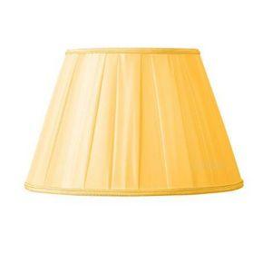 MON ABAT JOUR - -plissé- - Konischer Lampenschirm