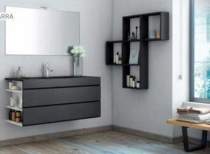 FIORA - pizarra - Waschtisch Möbel
