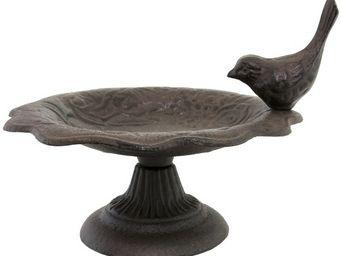 CHEMIN DE CAMPAGNE - bain d'oiseaux oiseau mangeoire abreuvoir à oisea - Vogelbad