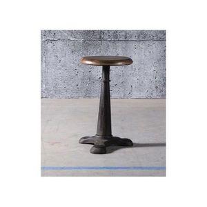 Mathi Design - tabouret d'atelier industriel loft - Hocker