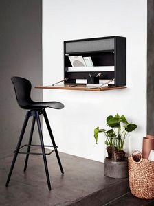 Aufgehängter Schreibtisch
