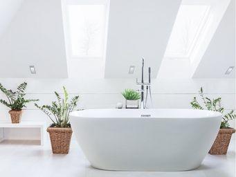 BELIANI - baignoire - Freistehende Badewanne
