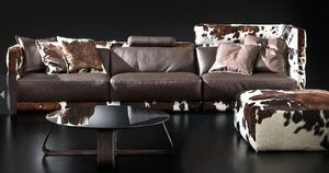 ITALY DREAM DESIGN - layer - Sofa 3 Sitzer