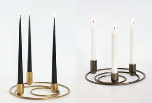 XL Boom - orbital- - Kerzenständer