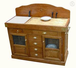 Maison Strosser - brehat - Küchenblock