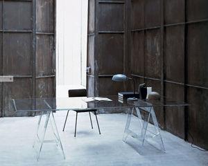 GLAS ITALIA - don cavalletto - Schreibtisch