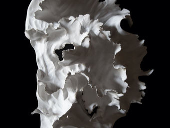 LOUISE FRYDMAN - lichen iii - Skulptur