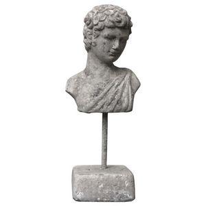 CHEMIN DE CAMPAGNE -  - Kleine Statue