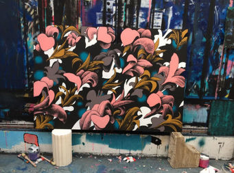 JULIEN COLOMBIER -  - Zeitgenössische Gemälde