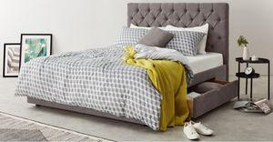 MADE -  - Bett Mit Bettkasten