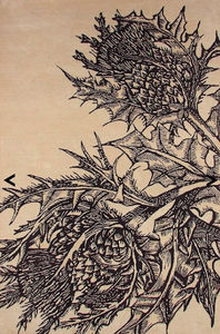 Timorous Beasties - thistle £2,350.00 - Moderner Teppich