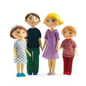 Djeco -  - Puppenhaus