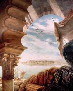 DKT ARTWORKS -  - Trompe L'oeil Malerei